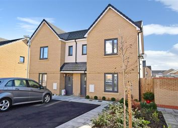 Thumbnail 3 bed semi-detached house for sale in Resevoir Way, Hainault, Ilford, Essex