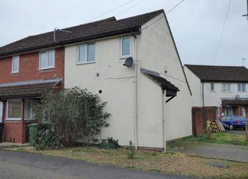 Thumbnail 1 bed end terrace house to rent in Overbrook Road, Hardwicke, Gloucester