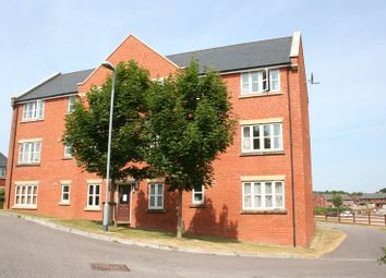 Thumbnail 2 bedroom flat to rent in Mercers Close, Tiverton