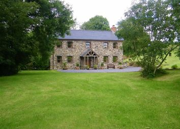 Thumbnail 4 bed detached house for sale in Login, Whitland