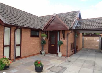 Thumbnail 2 bed semi-detached bungalow for sale in Redford Close, Leigh, Lancashire