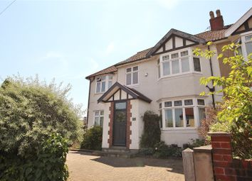 Thumbnail 5 bed semi-detached house to rent in Cranbrook Road, Redland, Bristol