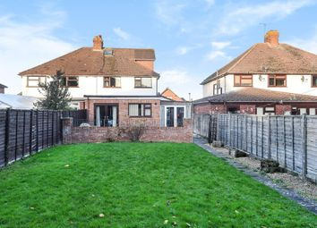 Thumbnail 4 bed semi-detached house for sale in St Martins, Hereford City
