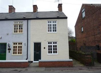 Thumbnail 1 bed property to rent in Victoria Street West, Brampton, Chesterfield, Derbyshire