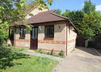 Thumbnail 1 bed bungalow to rent in Pleshey Close, Shenley Church End, Milton Keynes