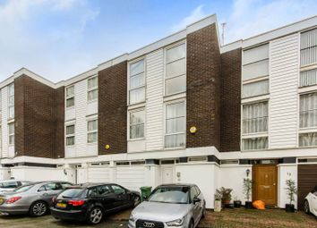 Thumbnail 4 bed terraced house for sale in Hornby Close London, London