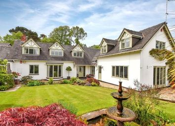 Thumbnail 4 bed link-detached house for sale in Tittensor, Stoke-On-Trent, Staffordshire