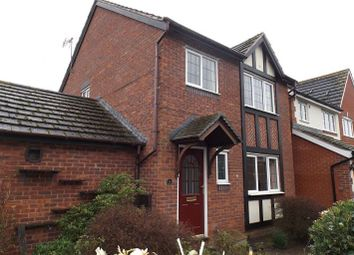 Thumbnail 3 bed detached house to rent in Warwick Road, Lower Bullingham, Hereford