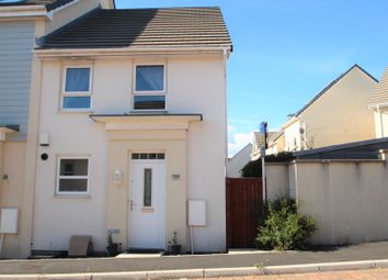 Thumbnail 3 bed end terrace house for sale in Unity Park, Higher Compton, Plymouth