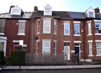 Thumbnail 6 bed terraced house to rent in Manor House Road, Jesmond, Newcastle-Upon-Tyne
