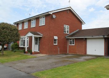 Thumbnail 4 bed property for sale in Copper Close, Cheddar