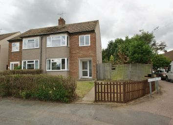 Thumbnail 3 bed semi-detached house for sale in Prospect Avenue, Stanford-Le-Hope