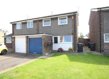 Thumbnail 3 bed semi-detached house for sale in Guntons Close, Soham, Ely