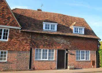 Thumbnail 3 bed semi-detached house for sale in The Street, Sissinghurst, Kent