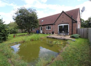 Thumbnail 3 bed detached house for sale in Station Road, Bardney, Lincoln, Lincolnshire