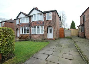 Thumbnail 3 bed semi-detached house for sale in Forbes Close, Sale