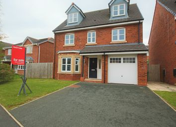 Thumbnail 5 bed detached house for sale in Bryning Way, Buckshaw Village, Chorley