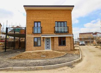 Thumbnail 2 bed link-detached house for sale in Main Road, Barleythorpe, Oakham