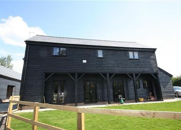 Thumbnail 4 bedroom barn conversion to rent in Home Farm Barns, The Street, Stradishall