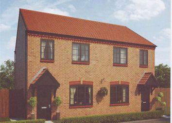 Thumbnail 3 bedroom semi-detached house for sale in Arcot Lane, Dudley, Cramlington