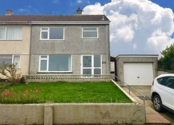 Thumbnail 3 bed property to rent in Boscawen Road, St. Dennis, St. Austell