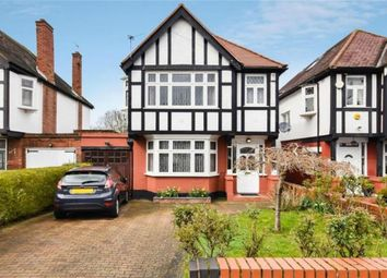 Thumbnail 5 bed detached house for sale in Norval Road, Wembley, Greater London