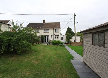Thumbnail 3 bed semi-detached house for sale in Hill Top Avenue, Tidworth, Wiltshire