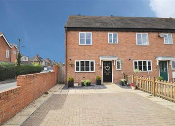 Thumbnail 4 bed end terrace house for sale in Aquitaine Mews, Cheltenham Road East, Churchdown, Gloucester
