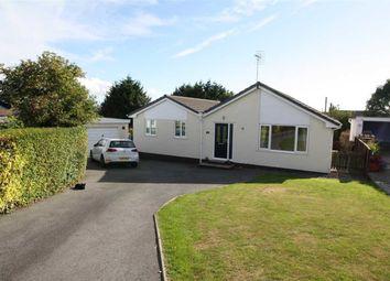 Thumbnail 4 bed detached bungalow for sale in Stad Garnedd, Star, Gaerwen