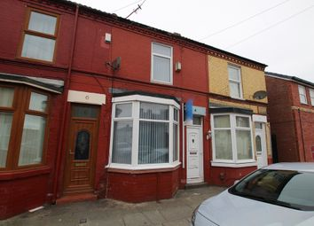 Thumbnail 2 bed terraced house for sale in Sixth Avenue, Liverpool