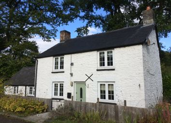 Thumbnail 2 bed cottage to rent in Erwood, Builth Wells