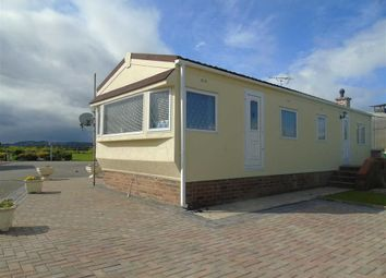 Thumbnail 2 bed mobile/park home for sale in Little Paddock, Kinmel Bay, Conwy
