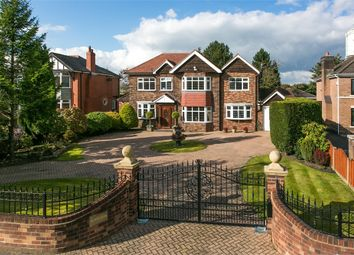 Thumbnail 4 bed detached house for sale in Cockey Moor Road, Bury, Lancashire