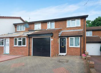 Thumbnail 3 bed end terrace house for sale in Marshalls Close, New Southgate, London