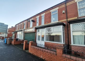 Thumbnail 2 bed terraced house to rent in Cromwell Road, Salford
