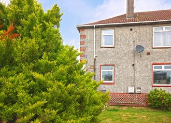 Thumbnail 2 bed flat for sale in Annandale Crescent, Kilmarnock