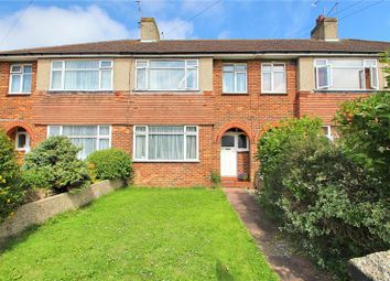 Thumbnail 3 bed terraced house for sale in Lincoln Road, Tarring, Worthing