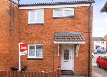 Thumbnail 3 bed end terrace house for sale in Caldicot Close, Willsbridge, Bristol