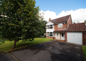 Thumbnail 5 bed detached house for sale in Brown Croft, Hook