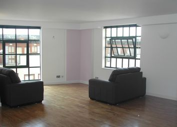 Thumbnail 2 bedroom flat to rent in Merchant Court, Wapping Wall, London
