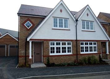 Thumbnail 3 bed semi-detached house to rent in Comet Crescent, Calne