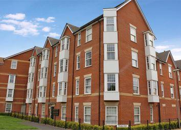 Thumbnail 2 bed flat for sale in Fletton Dell, Woburn Sands, Milton Keynes, Buckinghamshire