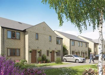 Thumbnail 3 bed semi-detached house for sale in The Meadows, Buxton, Derbyshire