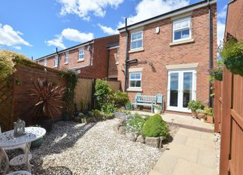 Thumbnail 3 bed semi-detached house for sale in East Field, Longhoughton, Alnwick