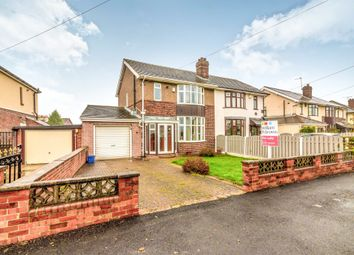 Thumbnail 3 bed semi-detached house for sale in Munsbrough Lane, Greasbrough, Rotherham