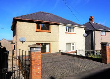 Thumbnail 2 bed semi-detached house for sale in Barry Road, Lower Brynamman, Ammanford