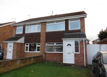 Thumbnail 3 bed semi-detached house to rent in Talbot Road, Great Sutton, Ellesmere Port