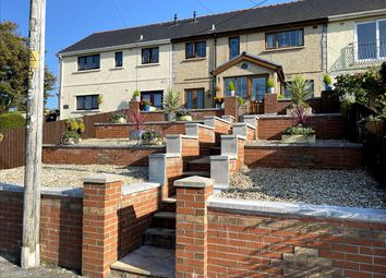 Thumbnail 3 bed terraced house for sale in Bron Gwendraeth, Pontyates, Llanelli