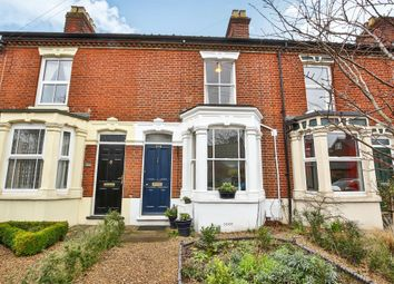 Thumbnail 2 bedroom terraced house for sale in Unthank Road, Norwich