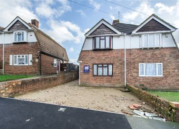 Thumbnail 2 bed semi-detached house for sale in Pepys Way, Strood, Kent